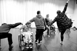 Tanz-Projekt / FreizeitAssistenz + Tanzquartier